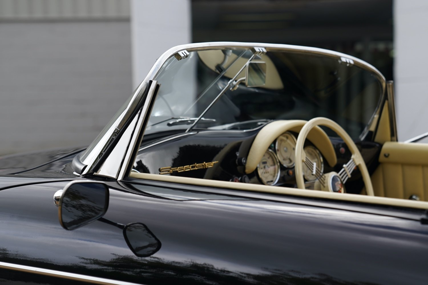 2010 356 Speedster Replica by Pilgrim For Sale (picture 6 of 6)