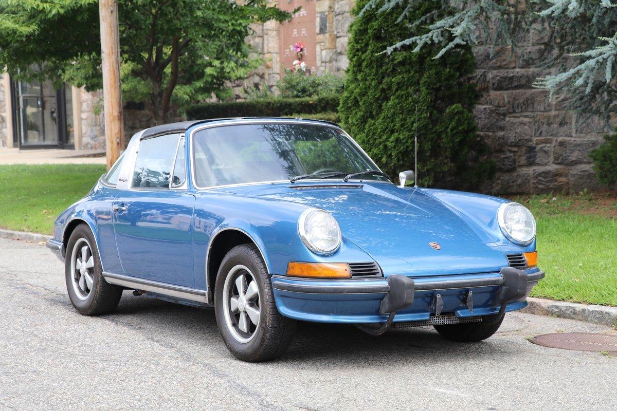 1973 Porsche 911S Targa22515 For Sale (picture 1 of 5)