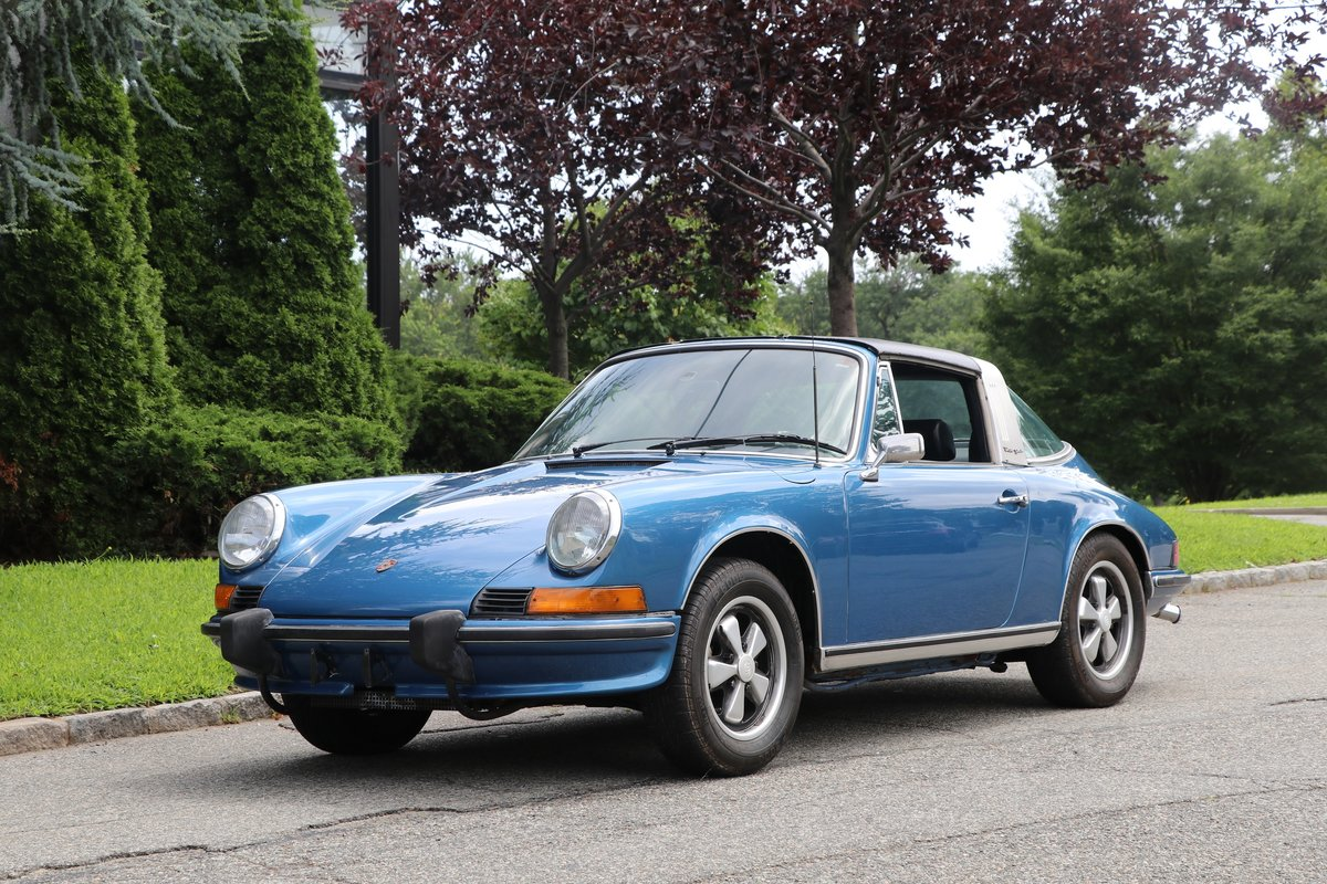 1973 Porsche 911S Targa22515 For Sale (picture 3 of 5)