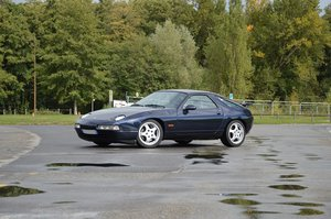 1992 - Porsche 928 GTS For Sale by Auction
