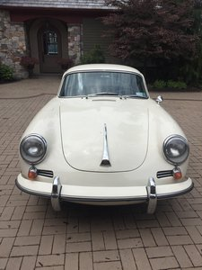 1964 Porsche 356SC Coupe  22521 For Sale