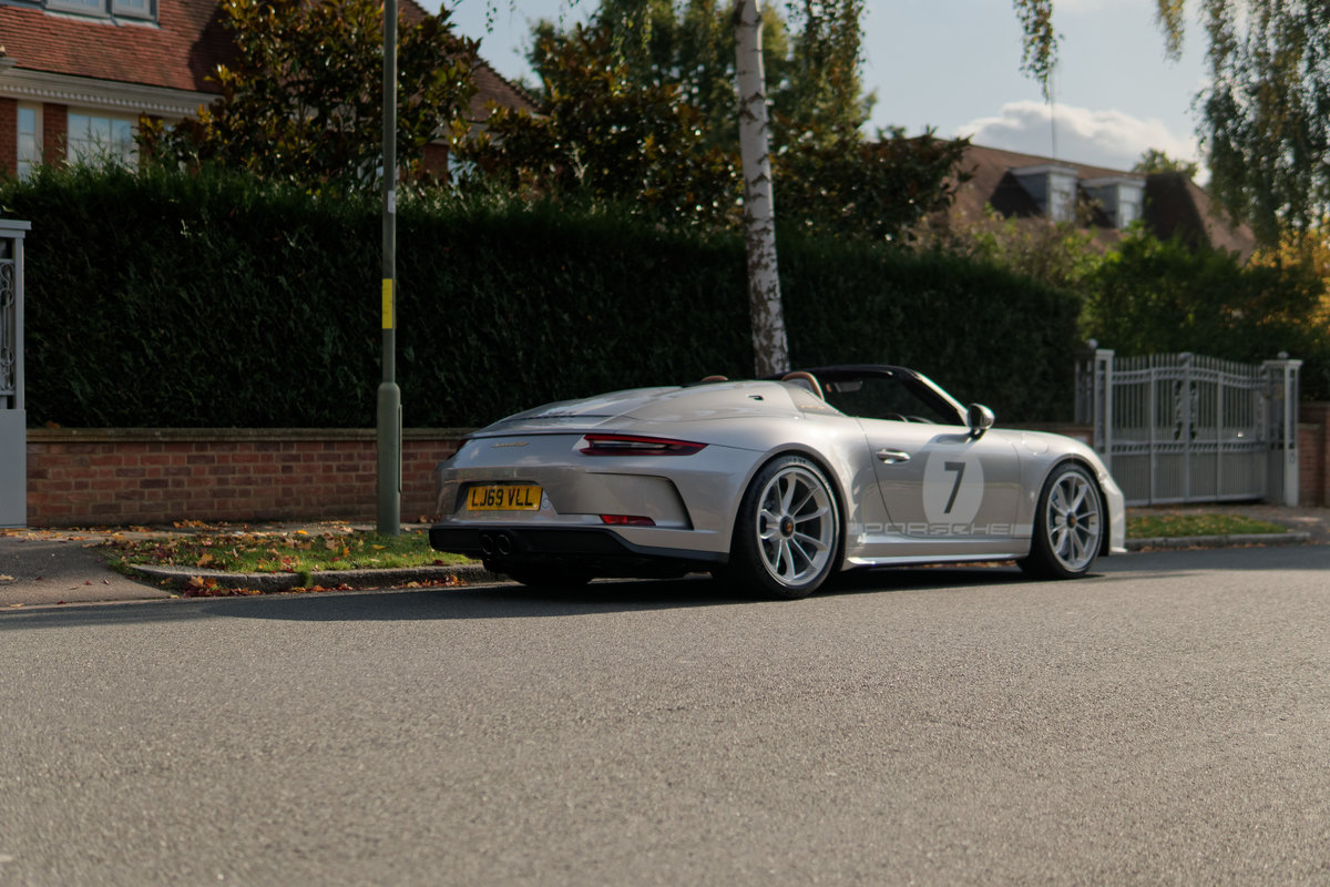 Porsche 911 4.0 Speedster Heritage New 2019 For Sale (picture 6 of 6)
