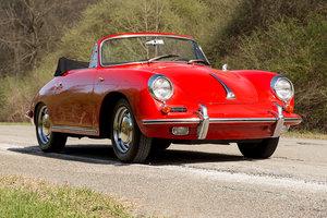 1965 Porsche 356SC Cabriolet For Sale