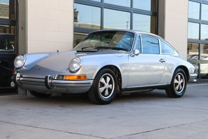 1970 Porsche 911T Coupe clean Solid Silver Driver  $86.5k For Sale