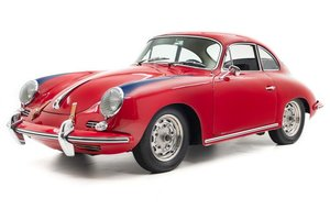 1963 Porsche 356 Coupe 1720cc Outlaw Mods Twin Grill $87.5k For Sale