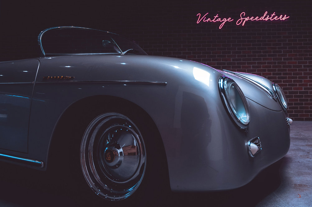 1957 Order your 'NEW' factory-built VINTAGE SPEEDSTER For Sale (picture 1 of 6)