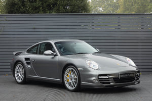 2011 PORSCHE 911 (997.2) TURBO S SOLD
