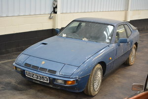 1991 Porsche 924 Turbo For Sale by Auction