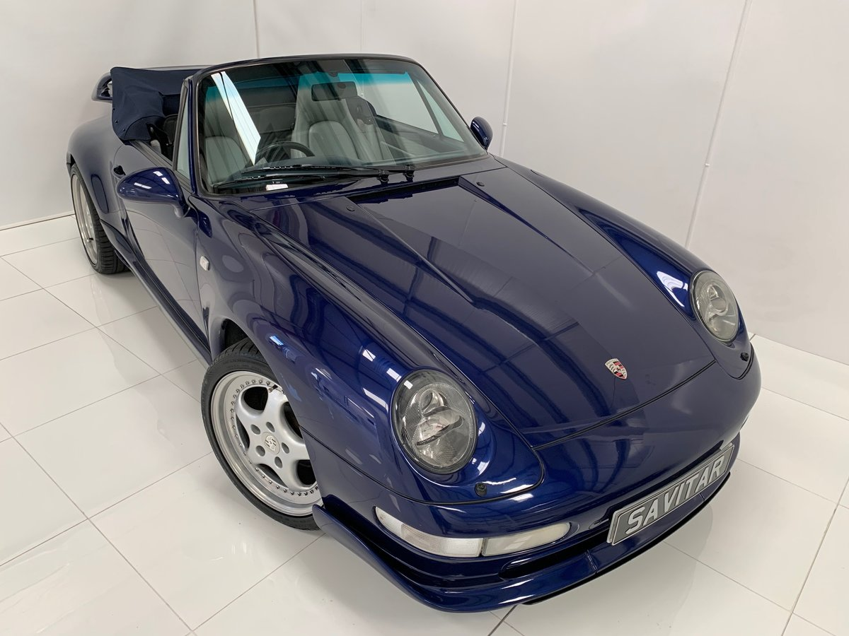 1994 UK RHD Amazing Pedigree! Just Inspected! Only 66,700 Miles! For Sale (picture 5 of 6)