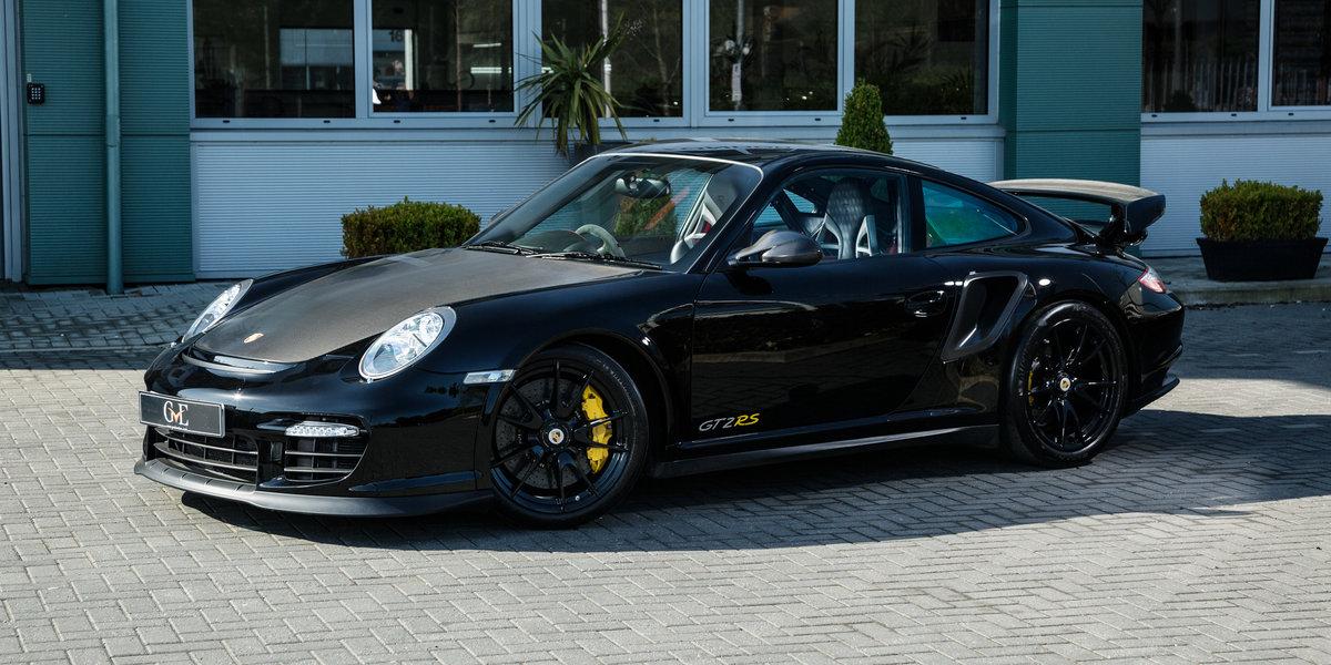 2010 Porsche 911 (997) GT2 RS (DEPOSIT TAKEN) SOLD (picture 1 of 6)