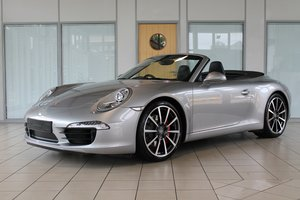 2013 911 (991) 3.8 C2'S' Cabriolet PDK For Sale