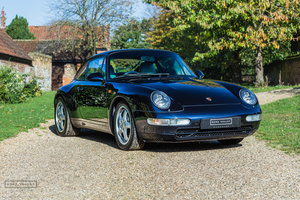 1995 Porsche 911 (993) Carrera 2 SOLD
