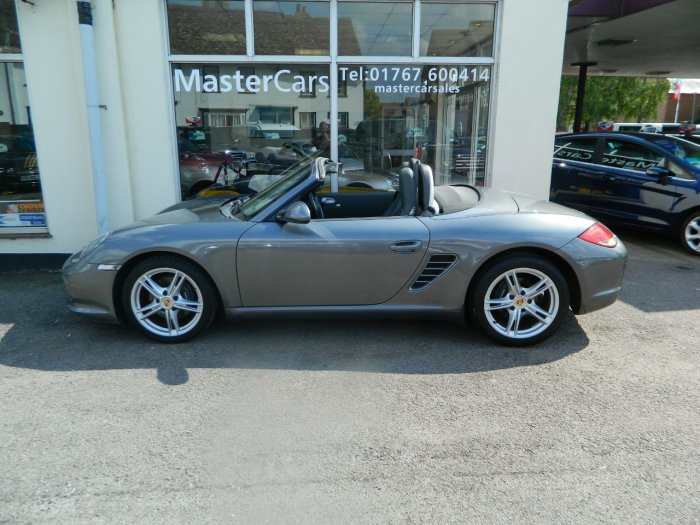2009/09 PORSCHE BOXSTER 2.9 CONVERTIBLE 2DR 97148 MLS FSH For Sale (picture 3 of 6)