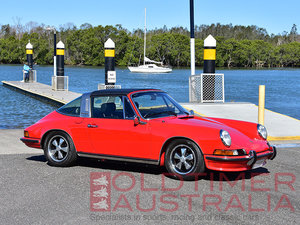 1972 Porsche 911S 2.4 Targa For Sale