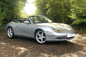 1998 Porsche 996 Carrera Cabriolet, great condition and CarPlay For Sale