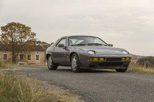 1986 - Porsche 928 S For Sale by Auction