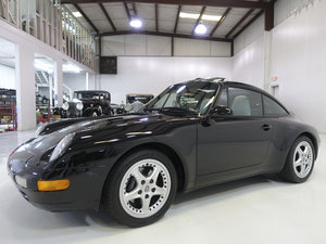 1996 Porsche 911 Carrera Targa For Sale