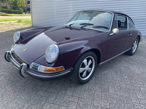 "Porsche 911 E 2.0 Long Wheel Base ""69"