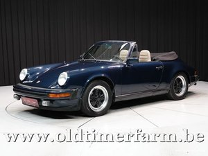 1983 Porsche 911 3.0 SC Cabriolet '83 For Sale