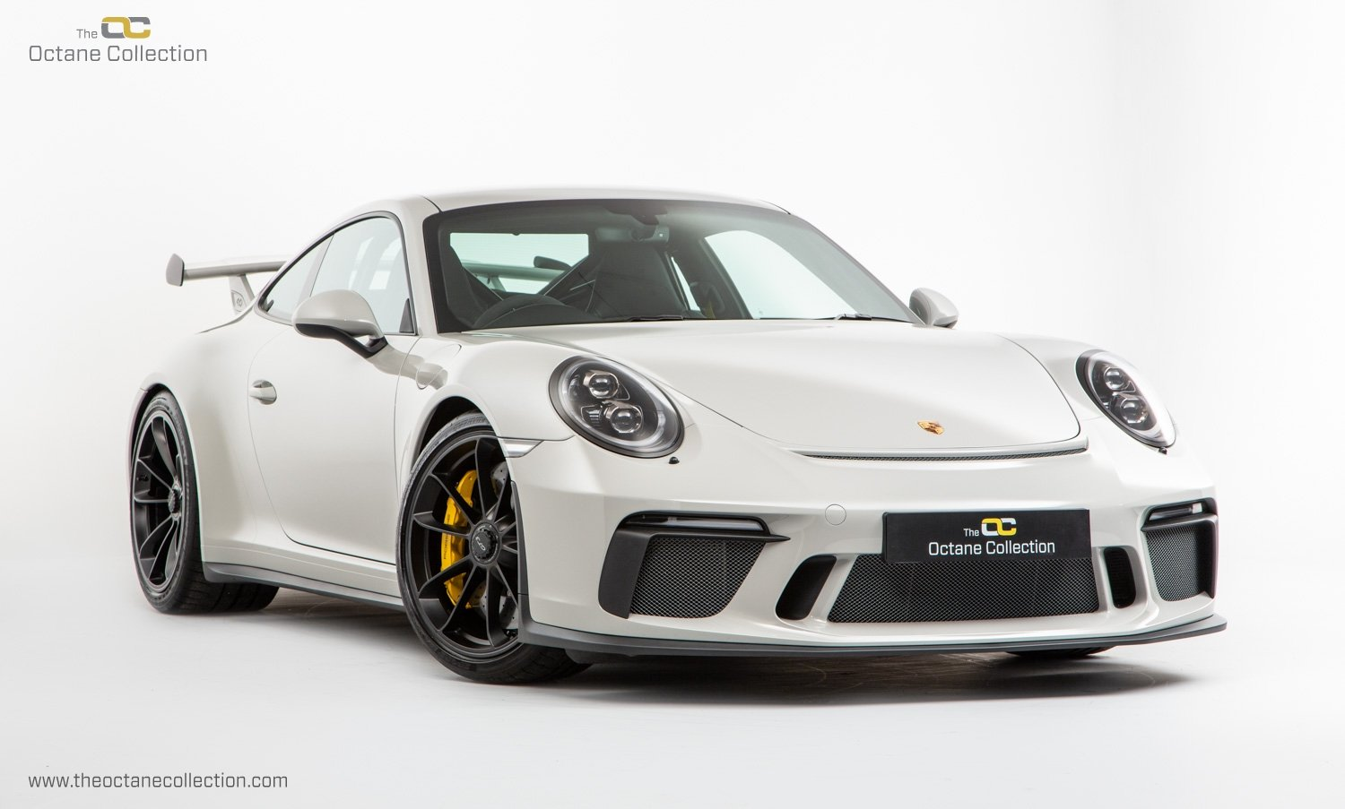 2017 PORSCHE 911 GT3 CLUBSPORT  For Sale (picture 1 of 7)