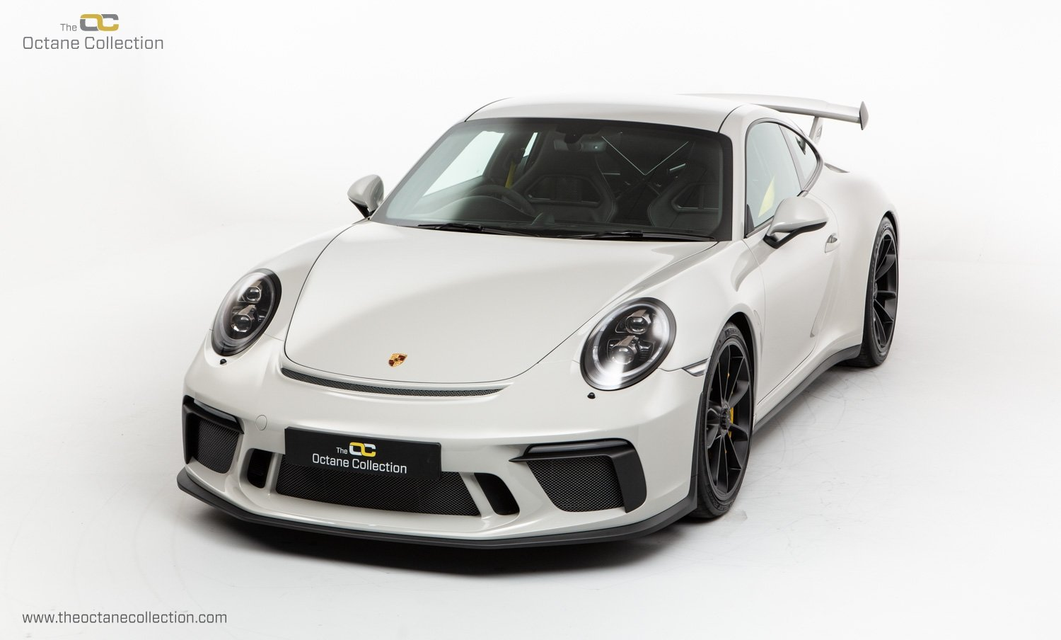 2017 PORSCHE 911 GT3 CLUBSPORT  For Sale (picture 3 of 7)