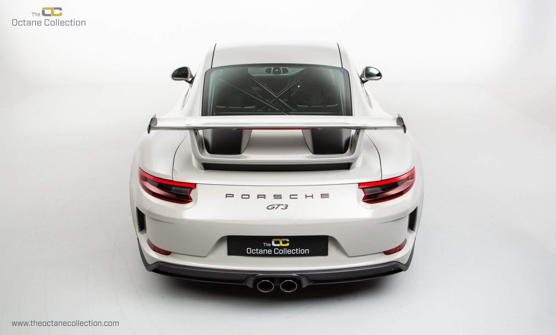 2017 PORSCHE 911 GT3 CLUBSPORT // PORSCHE WARRANTY // 4K ...