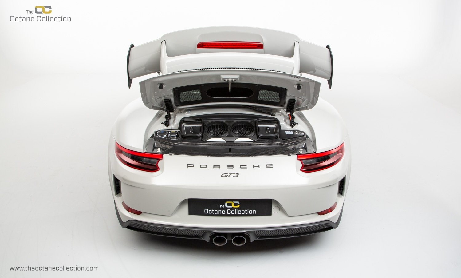 2017 PORSCHE 911 GT3 CLUBSPORT  For Sale (picture 15 of 20)