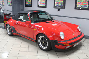 1989 Porsche 911 SSE Super Sport Cabrio For Sale
