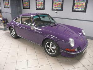 1971 Porsche 911 E For Sale