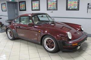 1983 Porsche 930 Turbo – Vienna Red For Sale