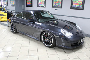 2004 Porsche 996 GT3 Clubsport For Sale