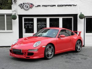 Picture of 2008 Porsche 911 (997) Carrera 4S Manual Coupe finished in Guards SOLD