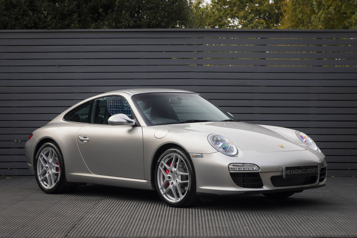 2011 PORSCHE 911 (997) CARRERA 2S COUPE GEN II,  MANUAL For Sale (picture 1 of 18)