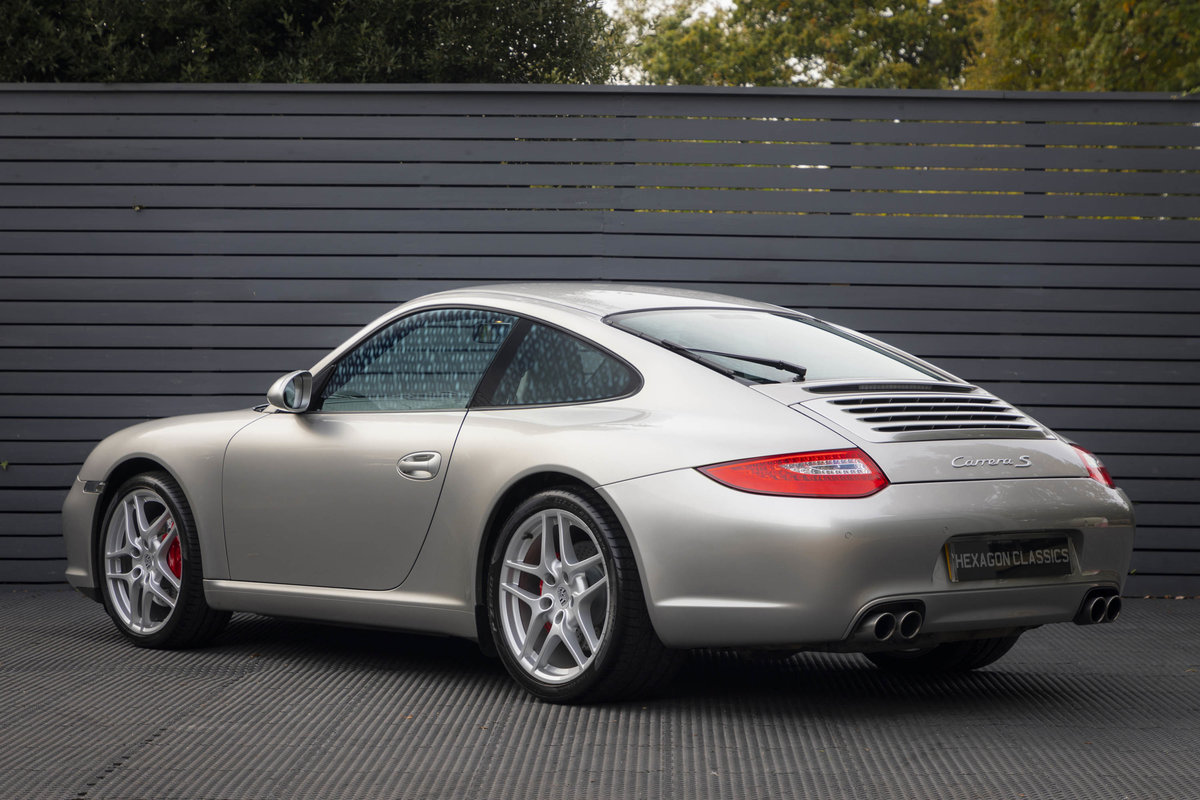 2011 PORSCHE 911 (997) CARRERA 2S COUPE GEN II,  MANUAL For Sale (picture 2 of 18)