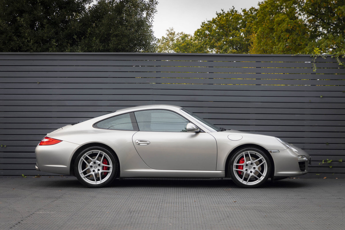 2011 PORSCHE 911 (997) CARRERA 2S COUPE GEN II,  MANUAL For Sale (picture 3 of 18)