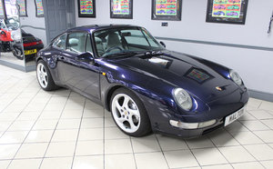 1995 Porsche 993 Carrera 4 Coupe For Sale