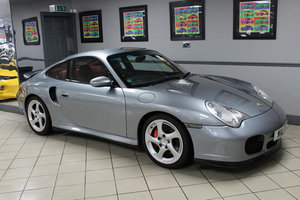 2002 Porsche 996 Turbo Coupe For Sale