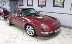 1995 Porsche 993 Carrera 4 For Sale