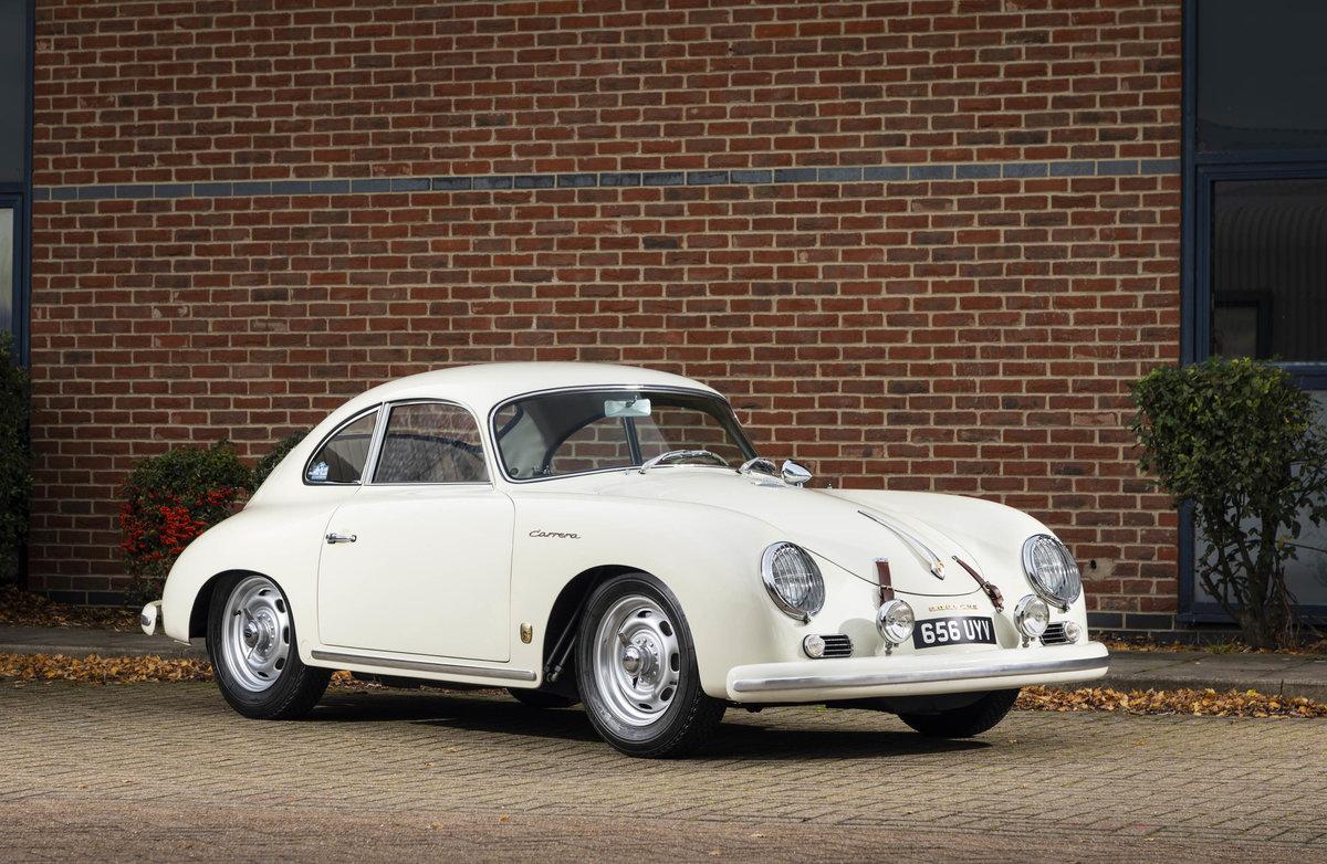 1957 PORSCHE 356A CARRERA GS For Sale (picture 1 of 6)