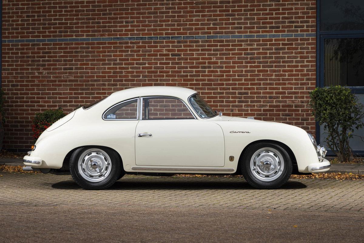 1957 PORSCHE 356A CARRERA GS For Sale (picture 2 of 6)