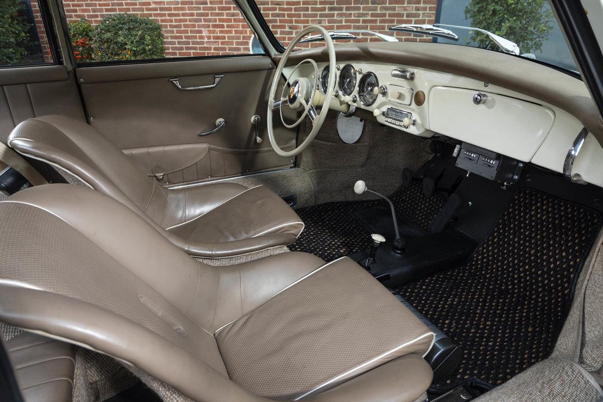 1957 PORSCHE 356A CARRERA GS For Sale (picture 4 of 6)