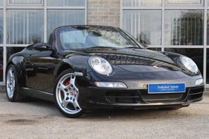 2008 08 PORSCHE 911 3.8 997 CARRERA 4S CABRIOLET AWD For Sale