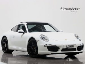 2012 12 62 PORSCHE 911 CARRERA PDK AUTO For Sale