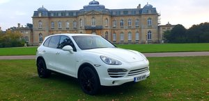2015 2011 PORCHE CAYENNE 3.0TDI V6 TIPTRONIC S, DIESEL AUTOMATIC
