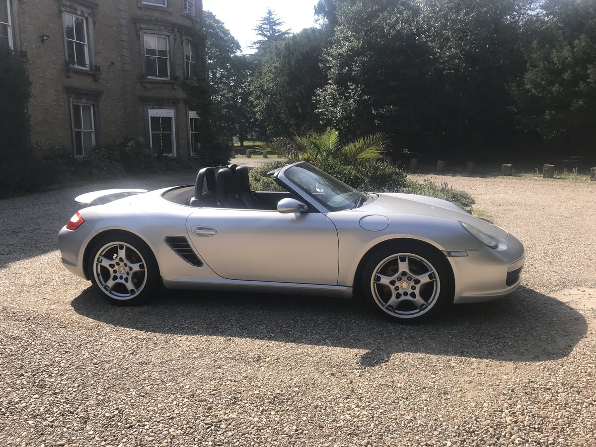 2006 Porsche Boxster 2.7 low miles For Sale (picture 1 of 4)