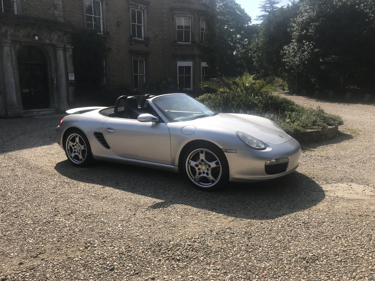 2006 Porsche Boxster 2.7 low miles For Sale (picture 2 of 4)