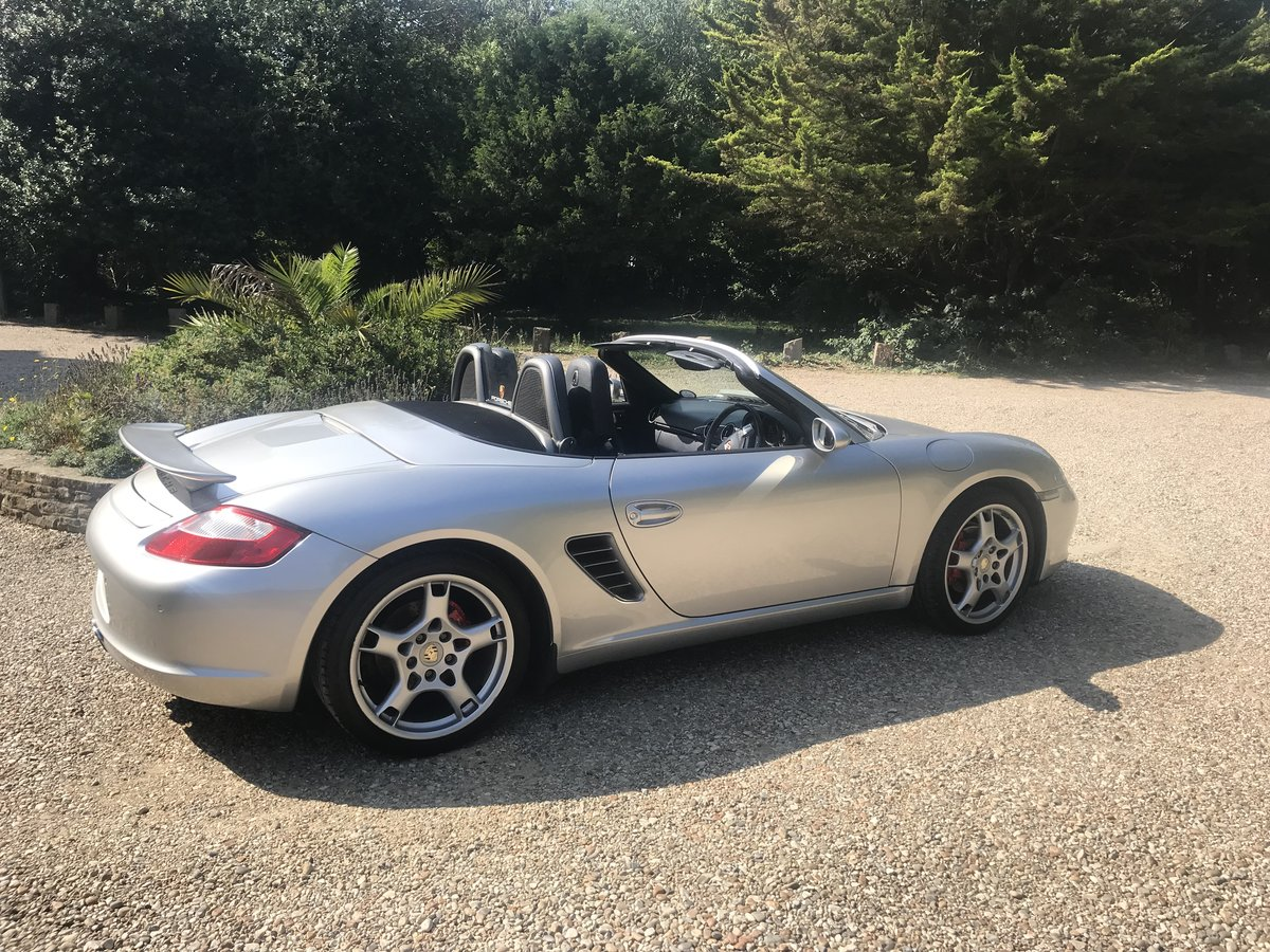 2006 Porsche Boxster 2.7 low miles For Sale (picture 3 of 4)