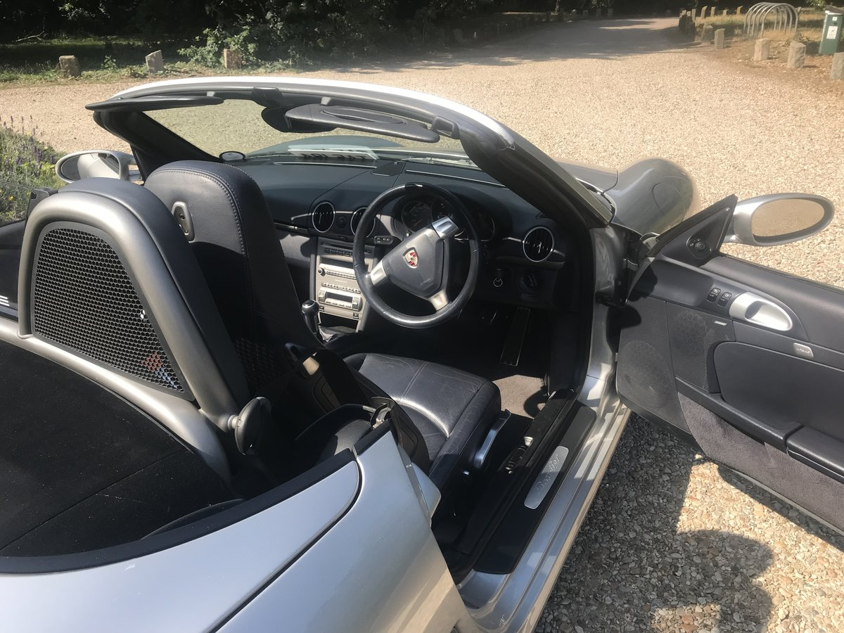 2006 Porsche Boxster 2.7 low miles For Sale (picture 4 of 4)