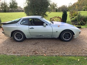 1985 Porsche 944 Lux Ultra Low Mileage!!!! Barn Find  For Sale