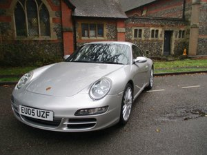 2005 PORSCHE CARRERA S 997  MANUAL      52,000 MILES ONLY